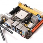 A75-ITX WiFi