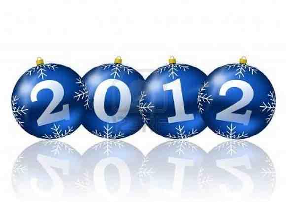 Życzenia noworoczne 2012