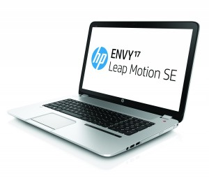 3c13 - HP ENVY 17 Leap Motion SE, Catalog, Left facing
