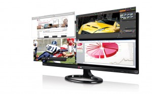 LG IPS Monitor EA73