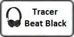 Słuchawki Tracer Beat Black