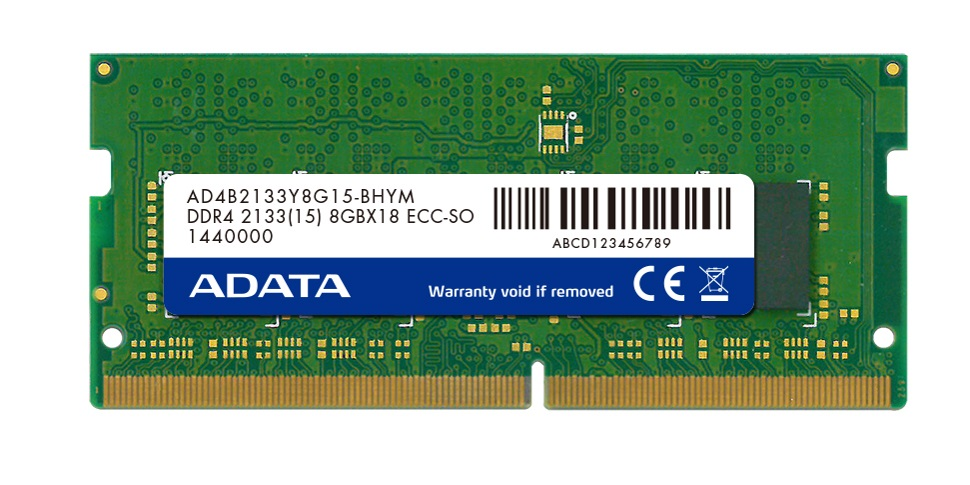 DDR4-ECC-SO-DIMM