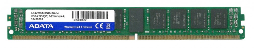 DDR4-VLP-R-DIMM