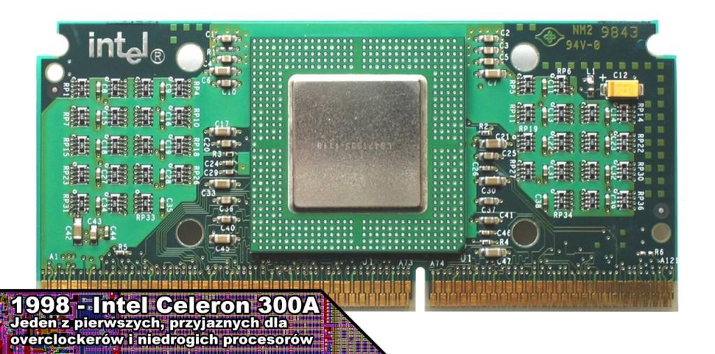 003 - 1998 - Celeron 300A