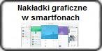 Nakładki graficzne w smartfonach - usprawnienie pracy czy zbędny dodatek?