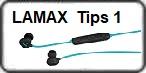 Słuchawki LAMAX Tips 1
